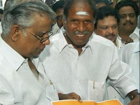 Parties-yet-to-finalise-alliance-and-election-candidates-in-Pondicherry