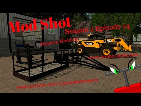JCB 536 With Attachments v1.0