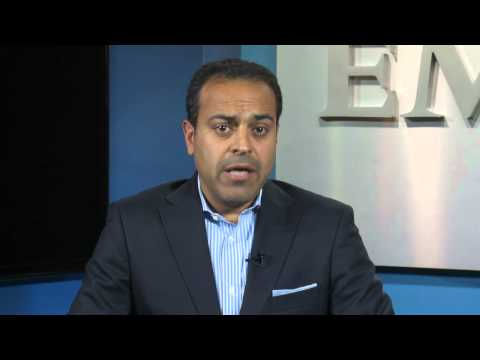 Sanjay Mirchandani, Chief Information Officer from EMC Corporation speaks to the strength of partnerships and shares how EMC is leveraging SAP HANA.