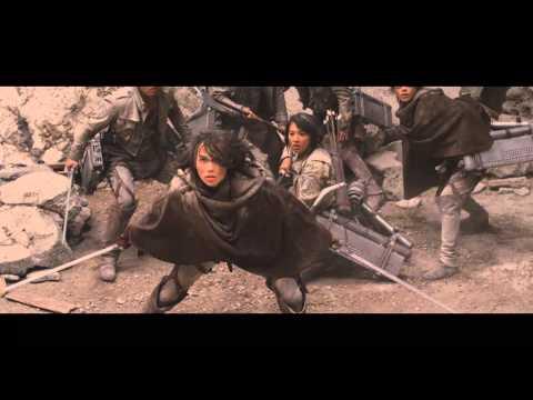 атака титанов фильм второй смотреть онлайн фильм