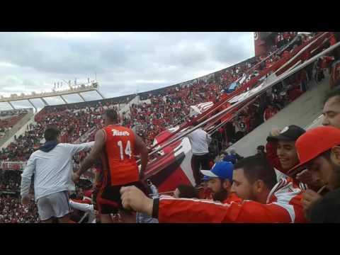 Todos los domingos a la tarde. River - San Martin SJ - Los Borrachos del Tablón - River Plate - Argentina - América del Sur