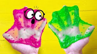 TOP 4 VIRAL SLIMES YOU'D WANT TO MAKE