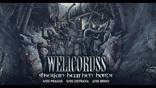 "Video WELICORUSS ""Siberian Heathen Horde"" Release party"