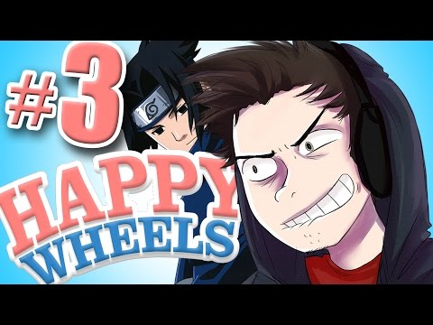EL NINJA PSICOPATA | Happy Wheels | Momentos Divertidos #3