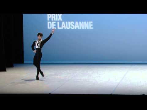 Shogo Hayami - 2015 Prix de Lausanne Finalist - Classical variation