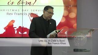 Unto Us, A Child Is Born!