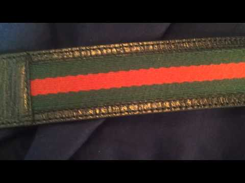 Video 100% Authentic Gucci Belt Unboxing download in MP3, 3GP, MP4, WEBM, AVI, FLV January 2017