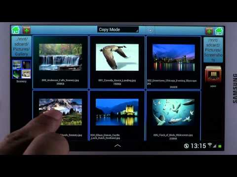 Video of Touch File Manager free