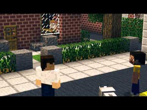 Сериал Minecraft Зомби Апокалипсис/Уроки выживания #5