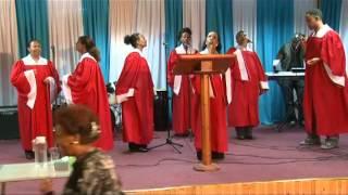 ABCC CHURCH BIRMINGHAM CHOIR  ON 29-07-2012