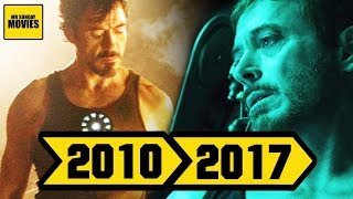 7 Ways The MCU Timeline Is Broken