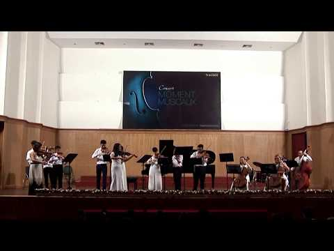 A.Vivaldi Concerto A minor -mov.1