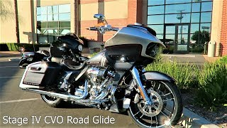 10. Stage IV CVO Road Glide 2019 Harley-Davidson w/ CFR Exhaust - Road Test