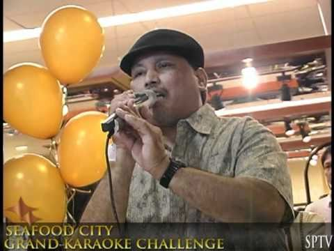 SEAFOOD CITY GRAND KARAOKE CHALLENGE: BY SPTV