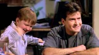 Two And A Half Men - Jake Jugando Poker (Subs Español)