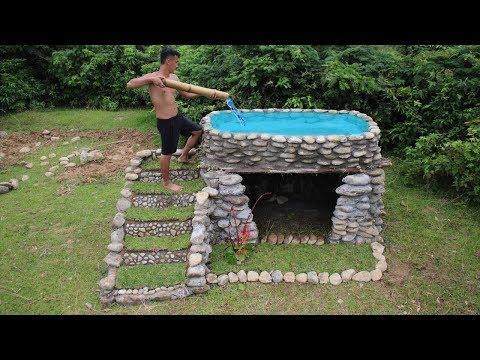 Building Swimming Pool On The Stone House - Thời lượng: 14 phút.