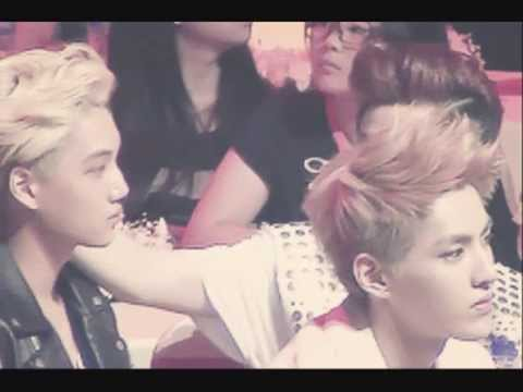 EXO Kai and D.O/KaiSoo Moments #1 (видео)