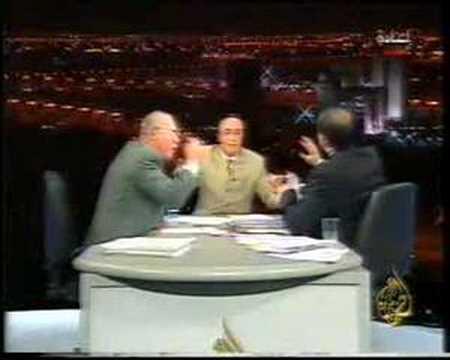 الصراع الحضاري في الجزائر/لقاء زيتوت والهاشمي الشريف 9 من 9