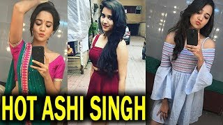 Video Yeh Un Dino Ki Baat Hai's Naina AKA Ashi Singh's HOT Unseen & Personal Photos MP3, 3GP, MP4, WEBM, AVI, FLV September 2018