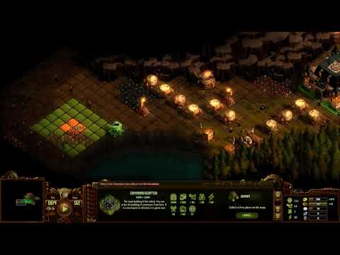 They Are Billions - No Commentary: My First Brutal Population 80 Days Victory On Map 1!