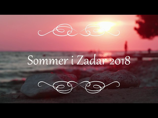 Zadar 2018 Short Version v2