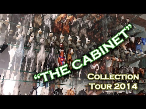 """Breyer Collection Tour 2014 
