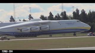 Video SHORTEST AN-225 TAKEOFF EVER?! - Antonov An-225 Crazy Takeoff from Oslo Gardermoen MP3, 3GP, MP4, WEBM, AVI, FLV Agustus 2019