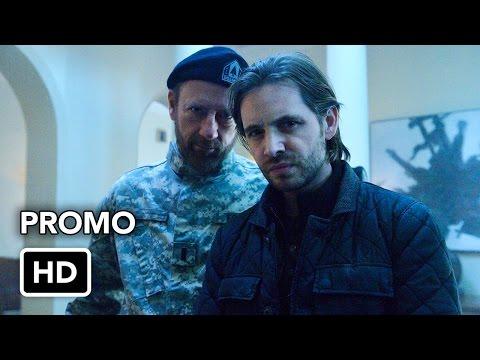 "12 Monkeys 2x08 Promo ""Lullaby"" (HD)"