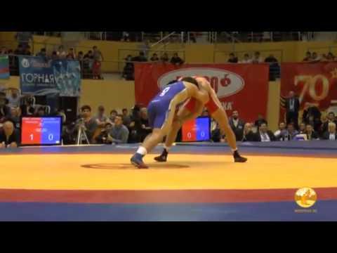 65KG f, Ilyas Bekbulatov vs Soslan Ramonov