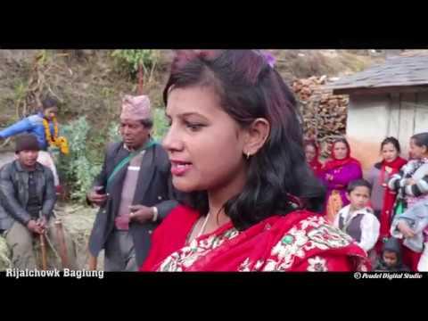 (मिठो गीत र नाच || मायालुले भेट्न बोलाछ || PANCHE BAJA Baglung - Duration: 4 minutes, 31 seconds.)