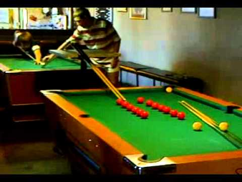 Pool tricks shot at Rafters by Dylan Hechter (4)