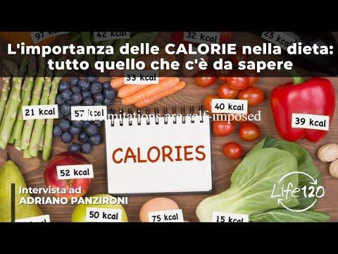la bufala delle calorie raccontata dai dietologi e nutrizionisti