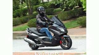6. 2013 KYMCO Super 8 50 2T - Features & Specification
