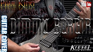 Video Dimmu Borgir - Mourning Palace [ Guitar Cover ] By: Paul King