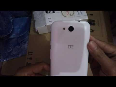 ZTE Blade Q Lux 4G Unboxing Bahasa Indonesia