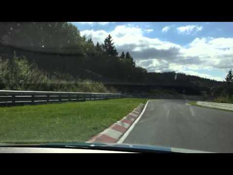 Nurburgring'de