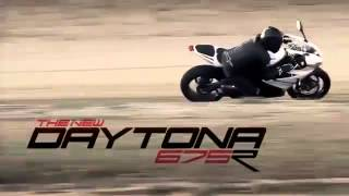 2. 2013 Triumph Daytona 675 and 675 R official video