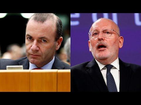 Debate Βέμπερ-Τίμερμανς: Μετανάστευση και ανεργία στο επίκεντρο…