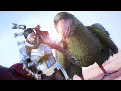 RAIDING the MOST OP RATHOLE with this UNDERRATED TAME in ARK - OFFICIAL ARK PVP (SS) -S3-EP3
