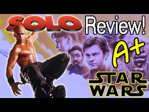 Solo: A Star Wars Story - 2018 Movie Review (No Spoilers!)