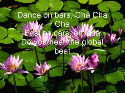 Chipz - Rhythm of the World lyrics