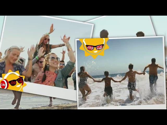 Koop een Coca-Cola product met de zon op de verpakking. Ga met je mobiel naar www.scanacoke.nl/zomer, scan je verpakking en maak kans.