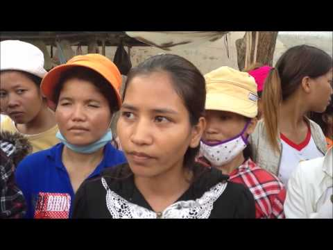 Cambodian Workers Expose Abuse at Walmart Factory