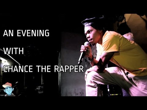 An Evening With Chance The Rapper