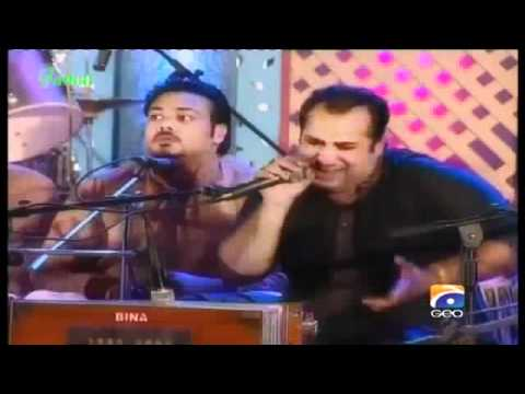 Rahat fateh Ali khan best qawali ever