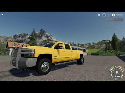 2017 Chevrolet 3500 High Country v2.0