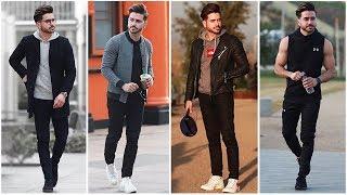 Video MEN'S OUTFIT INSPIRATION   Men's Fashion Lookbook 2018   4 Easy Outfits for Men MP3, 3GP, MP4, WEBM, AVI, FLV Maret 2019