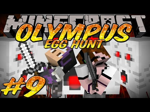 Minecraft Olympus Friendly Egg Hunt Episode 9 SEMI FINALE - The City Of Angels!