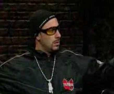 Ali G  Is science good or is it whack?