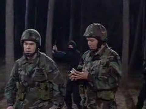 Spies Like Us - Whats a Dickfer? Chevy Chase & Dan Aykroyd